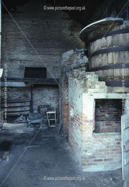 Brewhouse, Calke Abbey, c 2003