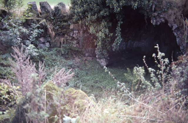 Grotto, Calke Abbey, c 2002