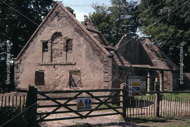 Deer Shelter, Calke Abbey, c 2009