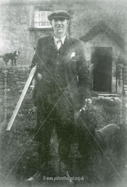 Charles Thorpe ?, Holymoorside, c 1935