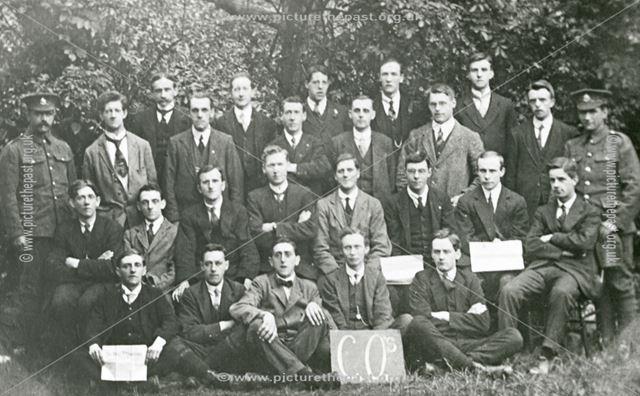 Conscientious Objectors, Breaston, 1914-18