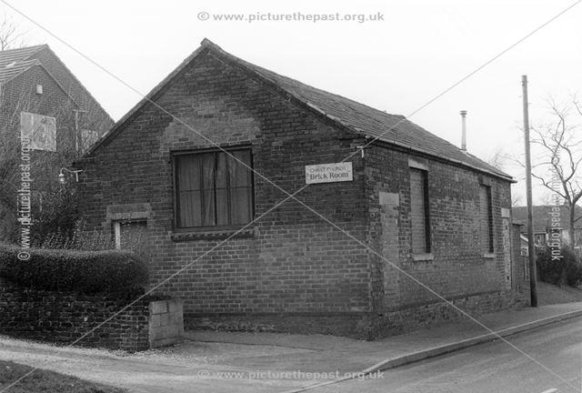 Christ Church Brick Room
