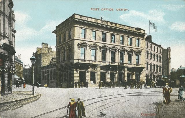 Post Office, Derby