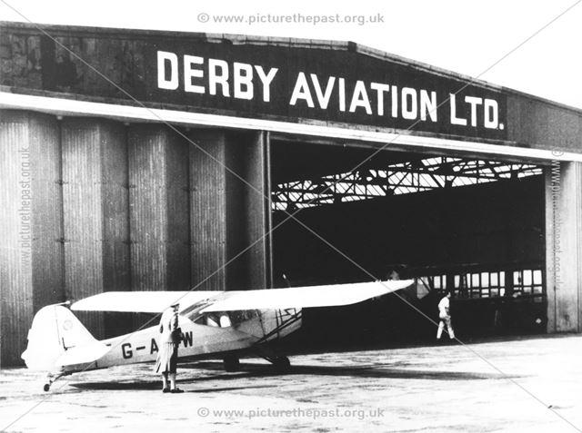Derby Airport