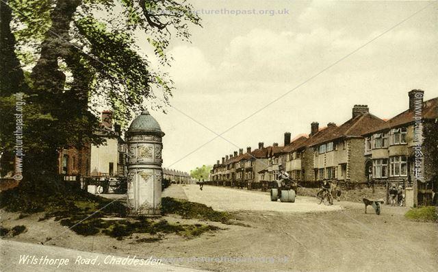 Wilsthorpe Road, Chaddesden