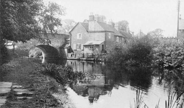 Trent and Mersey Canal, Shardlow