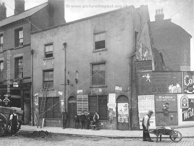 Telegraph Inn, Morledge, Derby