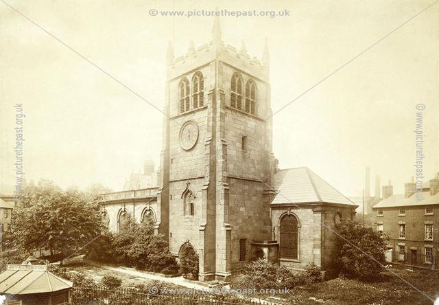 St Werburgh's Church, Derby