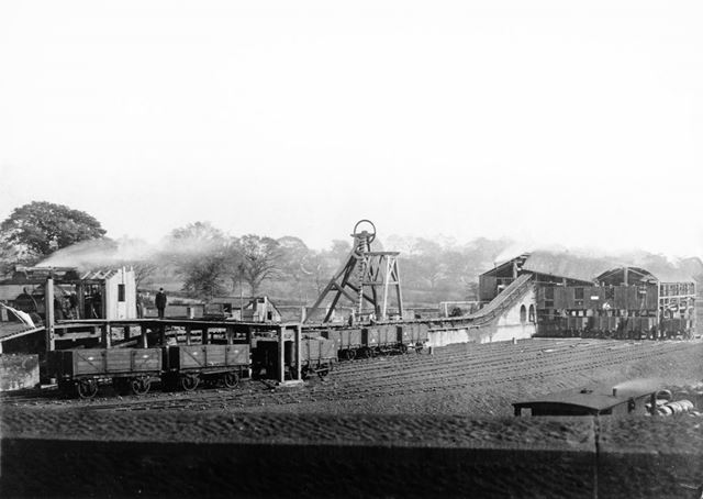 Stanley Colliery, Stanley
