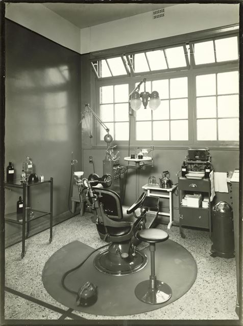 Stanton Works - Dental Clinic Interior