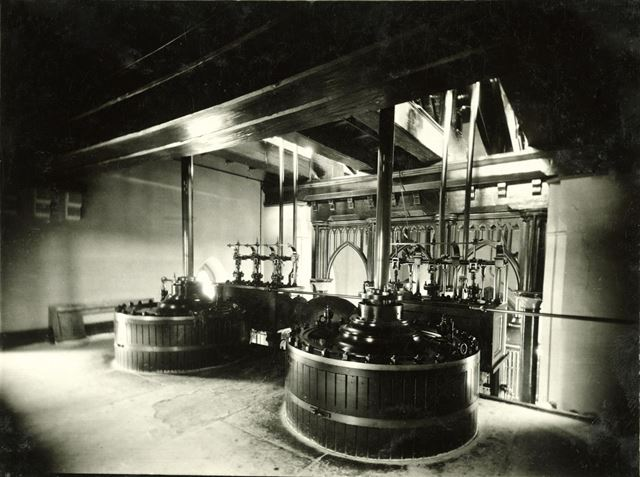 Beam engines at the Derby Corporation Waterworks, Little Eaton