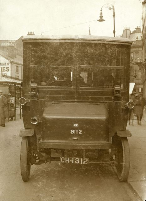 Derby Corporation battery bus No.2