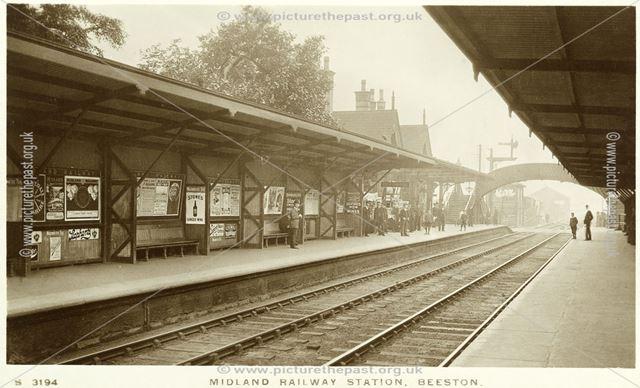 Beeston Station