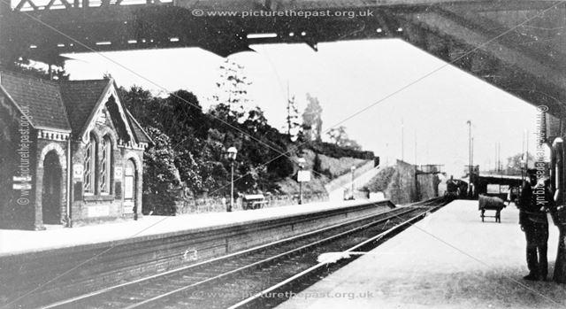 Borrowash railway station
