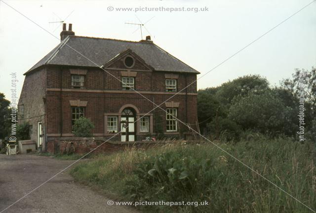 House on Wilne Lane?, Shardlow, 1966