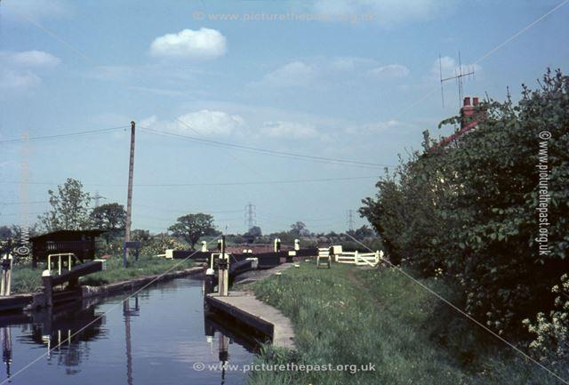 Lock, Weston on Trent, 1965