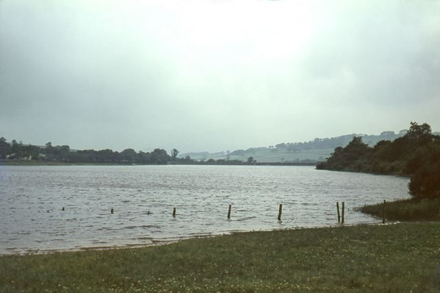 Combs Reservoir, Chapel en le Frith, 1966