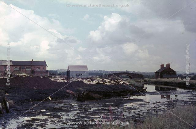 Acid works, Pye Bridge, 1965