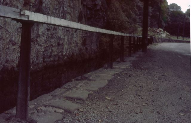 Cromford Canal, Mill Road, Cromford, 1966