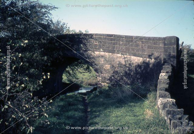 Lawn Bridge 1, Cromford Canal, near Cromford, 1967