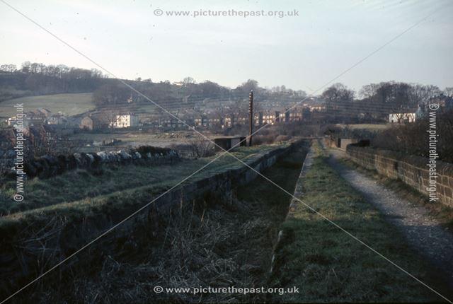 Bullbridge Aqueduct, Cromford Canal, A610, Bullbridge, 1968