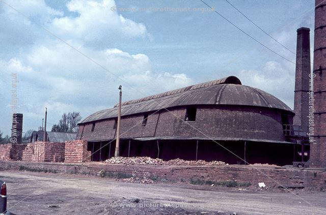 Below Longway Bank, Whatstandwell, 1963