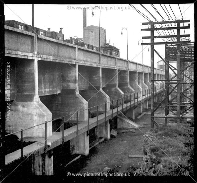 12 foot Spun Plant bunkers