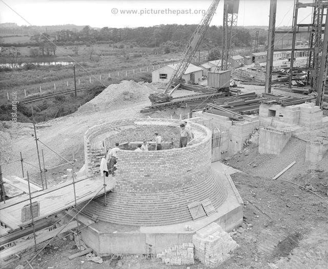 Ore Preparation Plant under construction