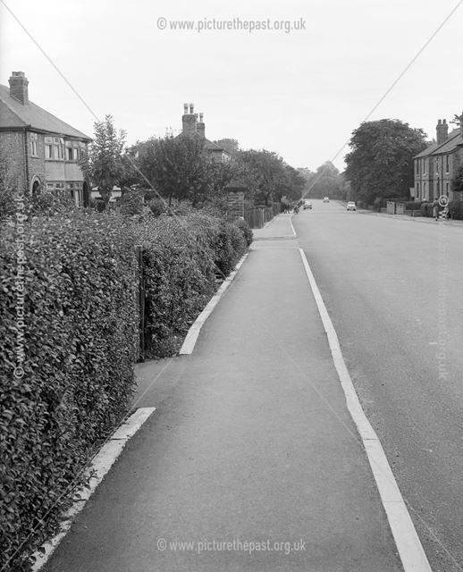 Derby Road, Sandiacre, c 1960s