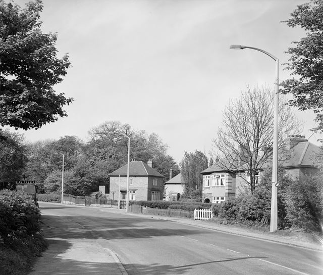 Derby Road, Swanwick, c 1950s-60s ?