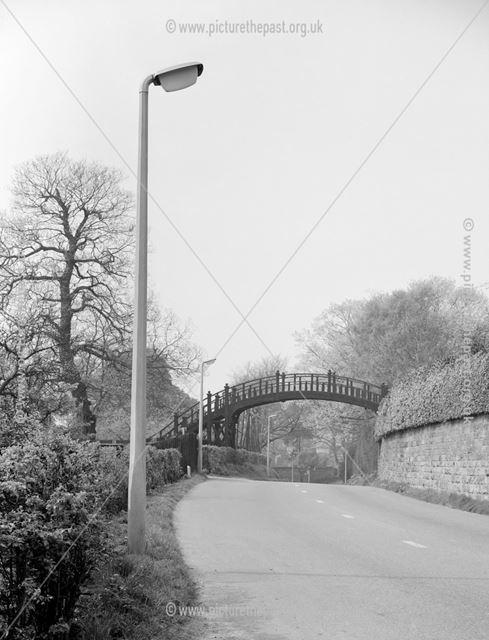 Pearson's Bridge, Bramcote, c 1950s