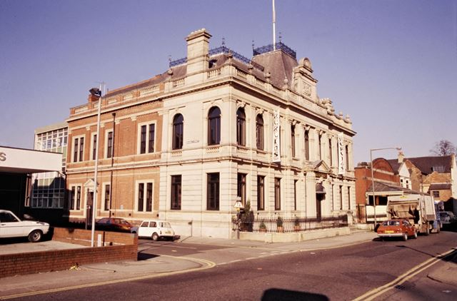 Derby Union Poor Law Office
