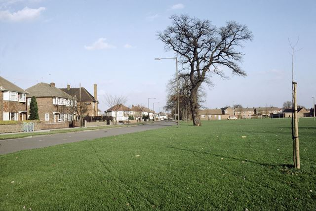 Houses on Boulton Lane, Boulton