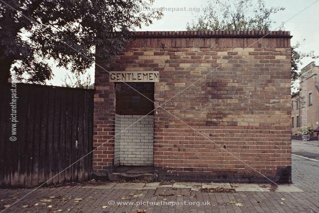 City Road Urinal