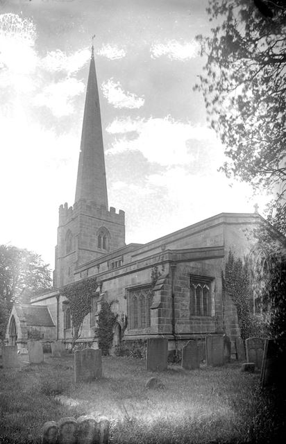Church, Off Church Lane, Morley, 1880s