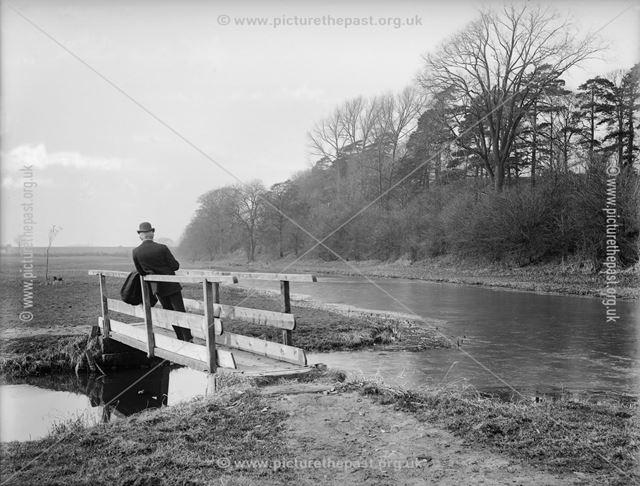 Weston Cliff, Weston on Trent, 1880