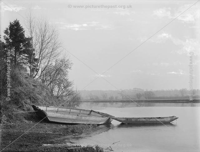 Weston Cliff, Weston on Trent, 1880s