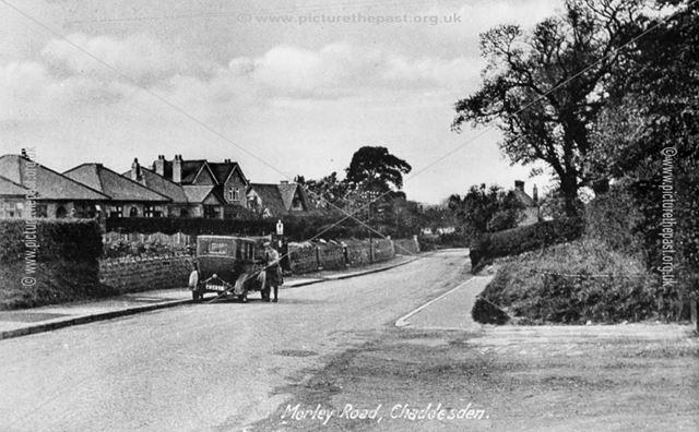 Morley Road Chaddesden