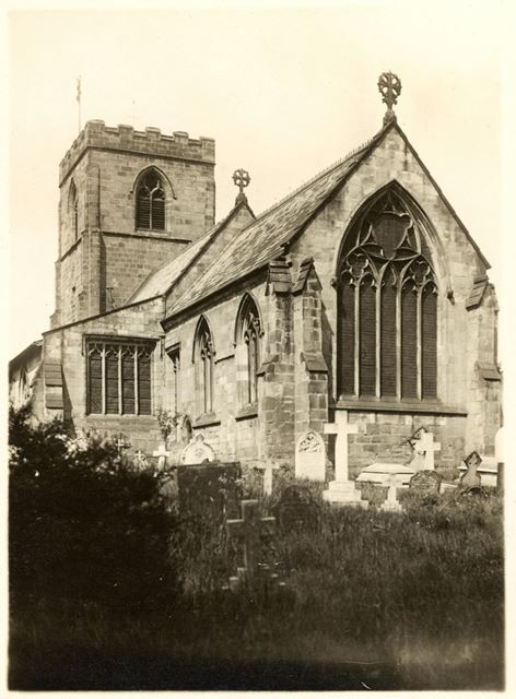 St Mary's Church, Chaddesden