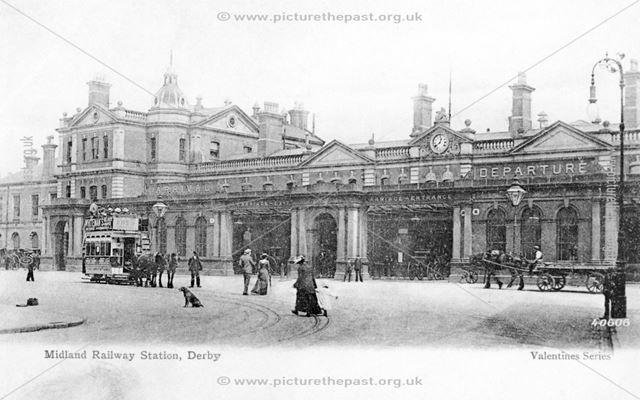 Derby Midland Railway Station, Derby