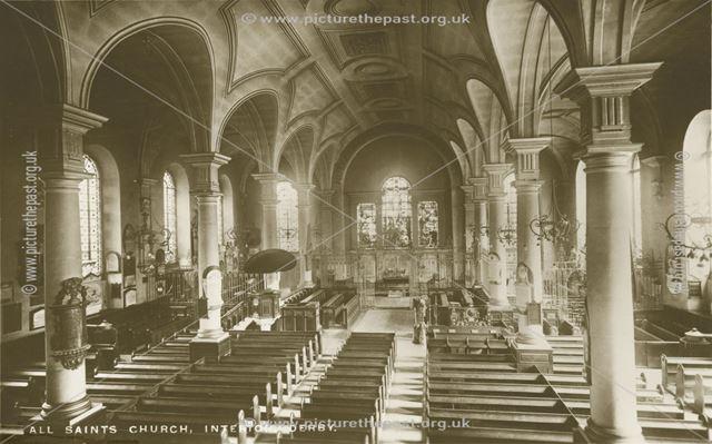 All Saints Church, Derby