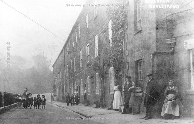 Brick Row, Darley Abbey