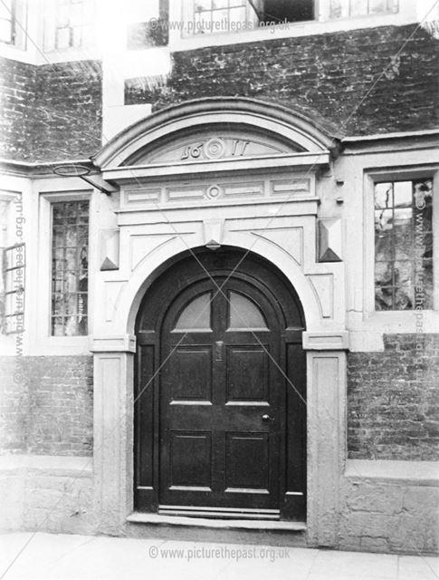 The Jacobean House, Derby