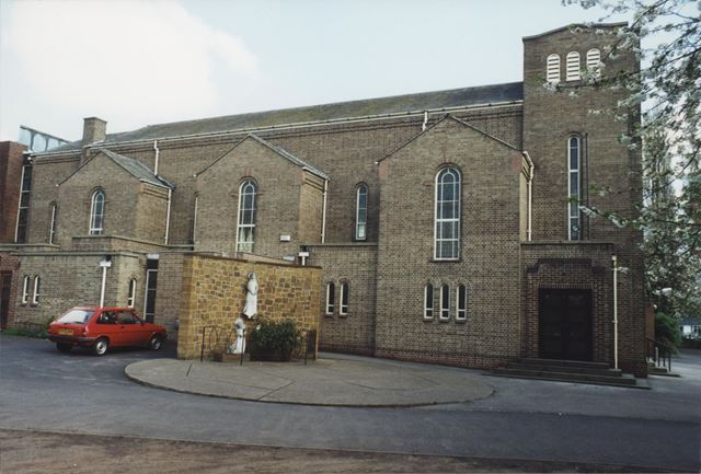 St Alban's Church, Derby
