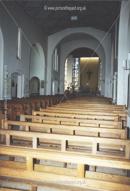 St Alban's Church, Derby