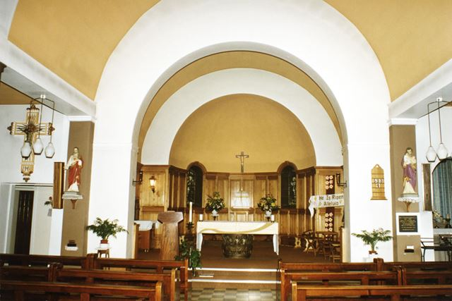 St George and All Soldier Saints Church - Interior