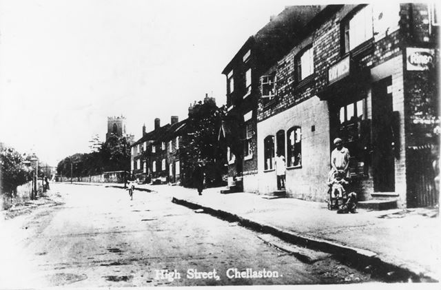 High Street, Chellaston