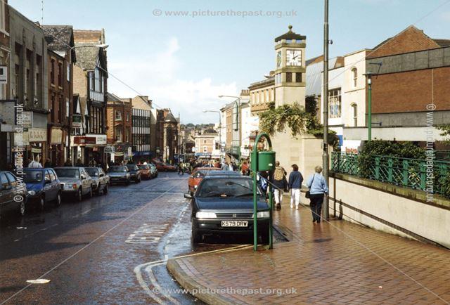 The Spot, St Peter's Street, Derby