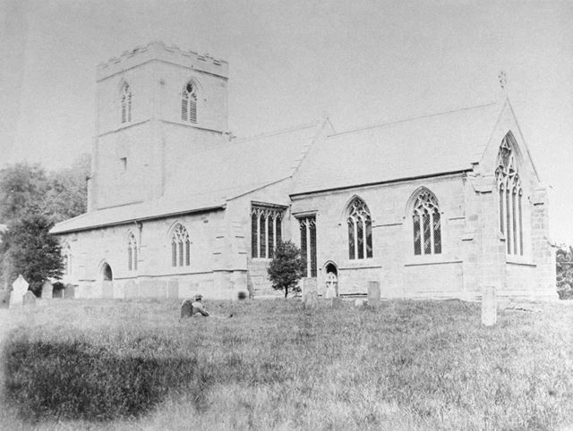 St Mary's Church, Chaddesden