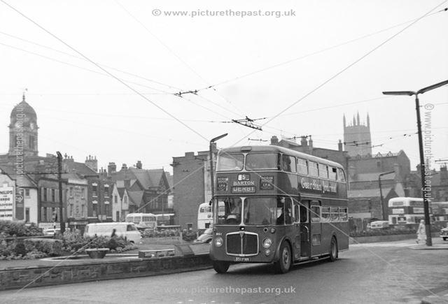 Barton double-decker bus